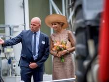 Door Máxima geopende mestfabriek in Beltrum draait zonder vergunning: 'U bent in overtreding'
