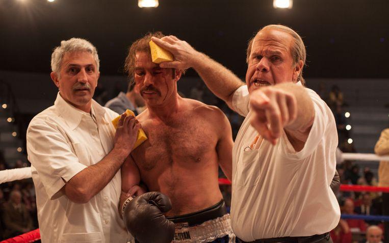 Liev Schreiber speelt Chuck Wepner, beroemd geworden door één heroïsche partij tegen Muhammad Ali. Beeld rv