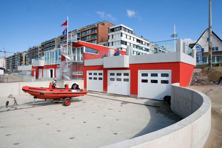 Zeebrugge Badengebouw: hier wil burgemeester Dirk De fauw een rookvrije zone