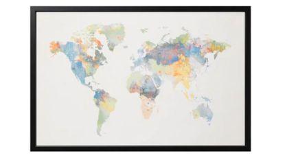 Ikea 'vergeet' Nieuw-Zeeland op wereldkaart