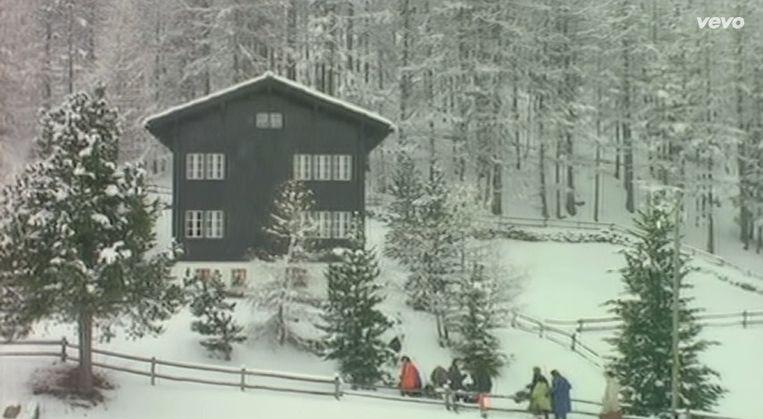 Saas-Fee, het Last Christmas-dorp | De