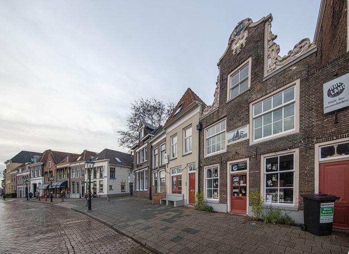 Pannenkoekenrestaurant Holland (Zwolle) ruziet met de verhuurder van het pand aan de Thorbeckegracht over financiën.
