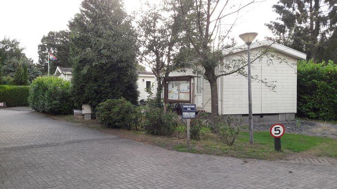 Permanent wonen op recreatieparken op de Veluwe wordt streng aangepakt