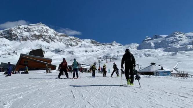 Koufront met lokaal tot 1 meter sneeuw trekt over de Alpen