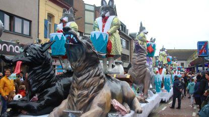 Foto- en videomontage: Carnavalsstoet vol vette knipogen naar lokale actualiteit en gebeurtenissen