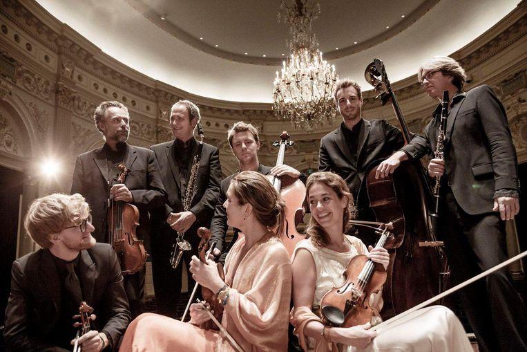 Muziek van Camerata Royal Concert Orchestra en Brouwerij t IJ komen samen in Vondel CS Beeld Vondel Klassiek