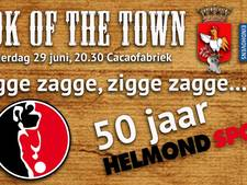 Talkshow ED/'Tok': Acht gasten over vijftig jaar Helmond Sport