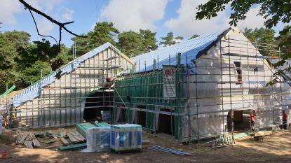 Tegen zomer 2020 nieuw kampgebouw met 90 bedden aan Galbergen