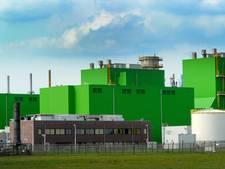 'Sla warmte van Sloecentrale of kerncentrale onder de grond op'