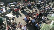 """Helft Vlaamse gemeenten heft 'terrastaks': """"Schaf dat toch af"""""""