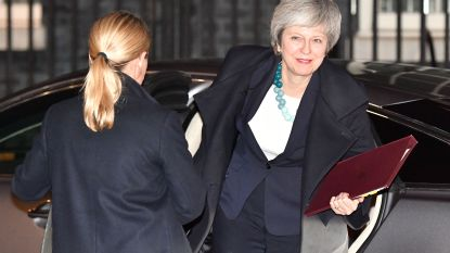 May terug naar Brussel. Maar wie zit op haar te wachten?
