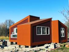 Een heel huis downloaden, uitfrezen en in elkaar zetten zonder aannemer: Wikihouse staat in Den Bosch