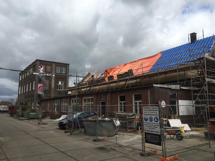 EKWC is gevestigd op het KVL-terrein in Oisterwijk.