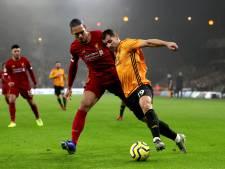 Liverpool wint ook bij Wolves: veertiende zege op rij