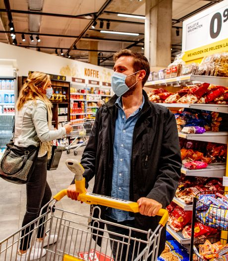 'Groot draagvlak voor mondkapjesplicht in Naaldwijk'