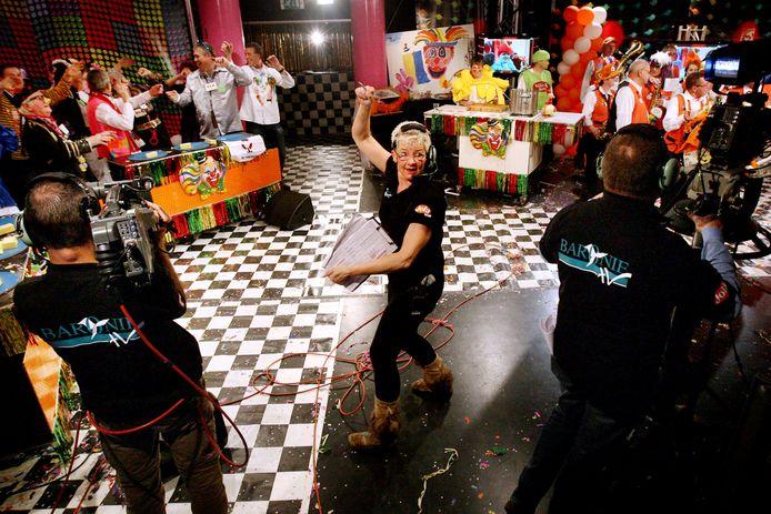 BREDA  Baronie TV zorgt voor nonstop carnavalsuitzendingen.