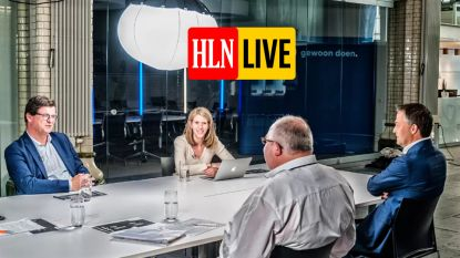 HLN LIVE. Volg hier het debat tussen kandidaat-voorzitters Open Vld