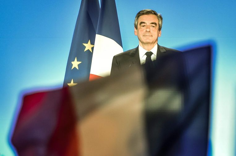 Francois Fillon. Beeld afp