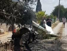 Un hélicoptère percute un ULM à Majorque: 5 morts