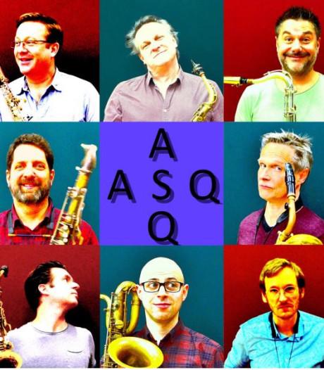 Saxofoonkwartetten geven concert en workshop