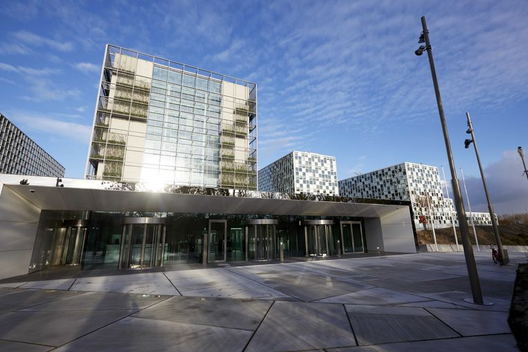 Het Internationaal Strafhof in Den Haag. Beeld ANP