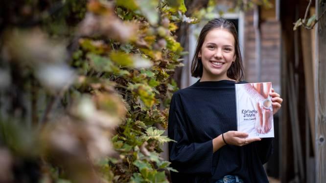 Zeventienjarige Seren schrijft tweede boek 'Kartonnen Sterren'