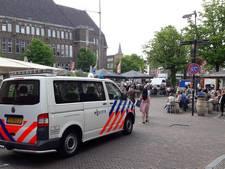 Opvangplek fans Poznan bij Jaarbeurs, Utrecht welkom op de Neude