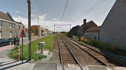 Treinverkeer tussen Brugge en Zeebrugge uur lang onderbroken door persoonsongeval