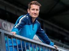 Verhaegh niet als speler maar als onofficiële assistent-trainer naar FC Den Bosch