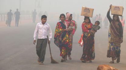 95 procent wereldbevolking ademt schadelijke lucht in: ook wij zitten boven de norm