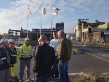 Opnieuw staking bij overslagbedrijf ADM in de Rotterdamse haven