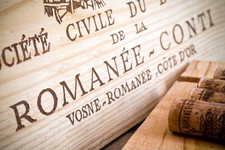Bij goed eten hoort goede wijn.  Beeld Alamy Stock Photo