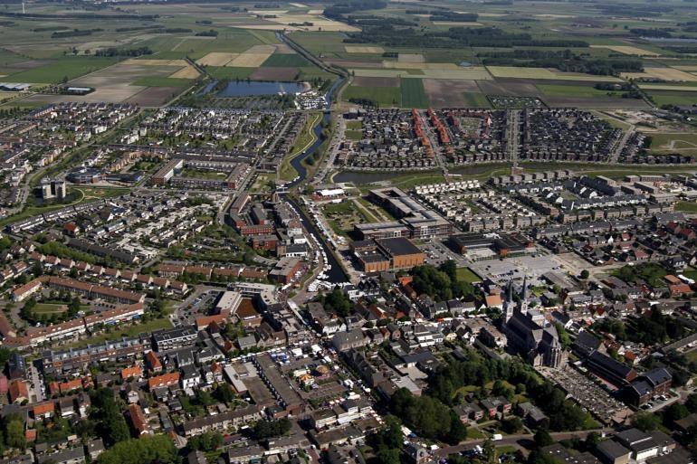 Waar Ligt Huizen : Etten leur loopt voorop met duurzaam beleid foto bndestem.nl