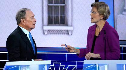 """""""Presidentskandidaat Bloomberg werd afgemaakt zoals je zelden ziet op dit niveau"""""""