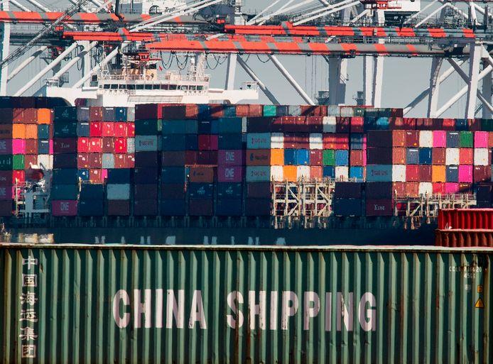 Amerikaanse en Europese afvalcontainers zijn vanaf 2021 niet meer welkom in China.