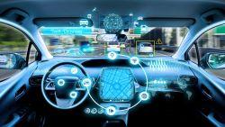 Autonome auto? Kans op verkeerschaos door herfstbladeren, sneeuw, plastic zakjes en meeuwen