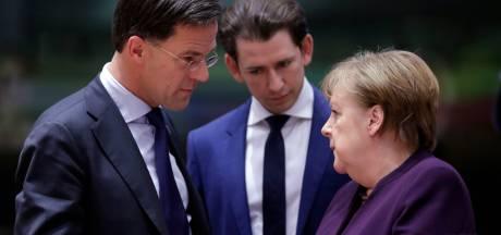 Quatre pays européens présentent un contre-plan de relance pour surmonter la crise