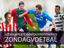 Voetbaloverzicht 23 april 2017