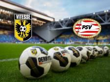 Boekt PSV bij Vitesse de derde zege op rij?