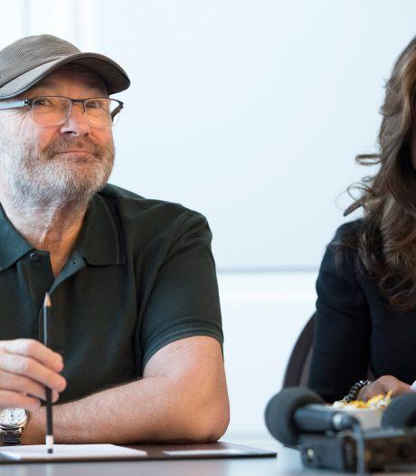 Claims ex-vrouw geschrapt uit rechtszaak Phil Collins