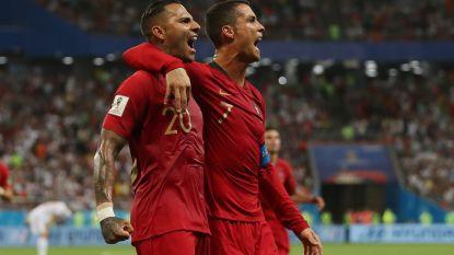 Wondergoal Quaresma, penaltymisser Ronaldo en hoofdrol videoref: Portugal knokt zich tegen Iran in knotsgekke partij maar nipt naar achtste finale