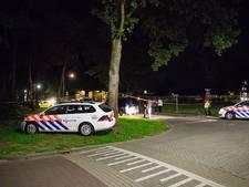 Politie lost waarschuwingsschot bij vechtpartij