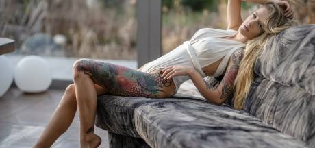 Danique wil Miss Tattoo Nederland worden