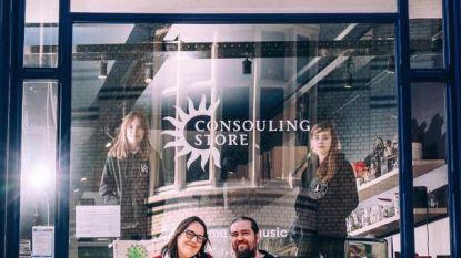 """Consouling Store als een van de enige winkels in Gent nog niet open: """"We willen niet dat klanten teleurgesteld afdruipen"""""""