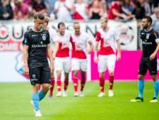 Onmachtig PEC Zwolle niet opgewassen tegen FC Utrecht