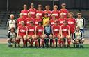 Het FC  Twente van 1982-1983 dat degradeerde.