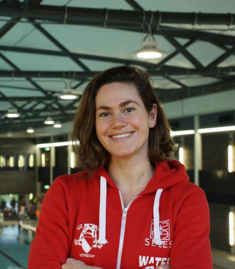 Amarens Genee (28) blijft sowieso tot de zomer waterpolo spelen: 'Daarna weet ik het nog niet'