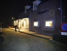 Explosief gebruikt bij inbraak juwelier Sint Hubert: veel schade