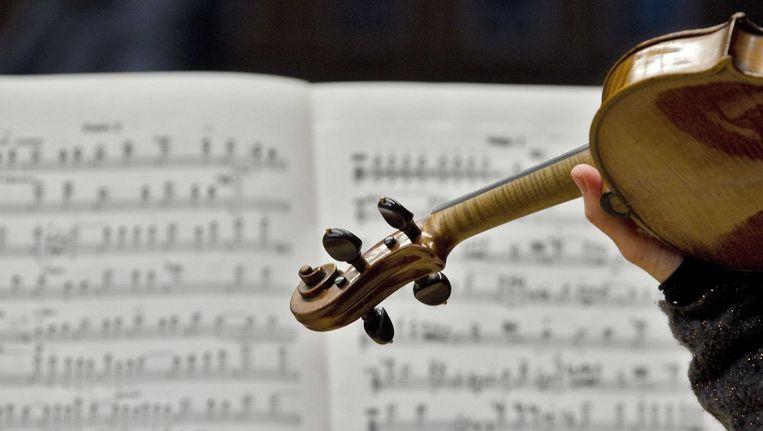 De muziek is vanaf 2020 beschikbaar voor iedere muzikant, amateur of professional. Het ministerie van OCW honoreerde de aanvraag van ruim 1 miljoen euro, waardoor het proces van categoriseren en digitaliseren van start kan gaan. Beeld anp