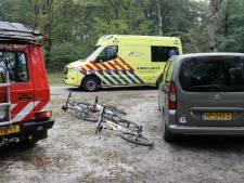 Mountainbiker onderuit en raakt gewond in Lage Vuursche